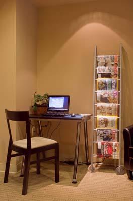 Precision Endodontics front office located in Everett WA