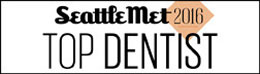 Seattle Met 2016 Top Dentist