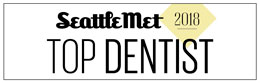 Seattle Met 2018 Top Dentist